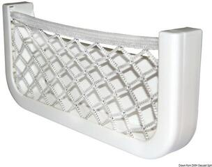 Osculati Object holding net 360 x 160 x 30 mm ABS