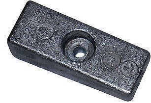 Quicksilver Side Pocket Alu Anode 97-826134Q