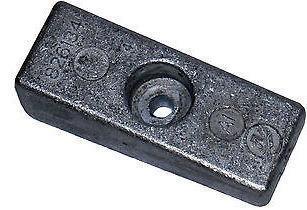 Quicksilver Side Pocket Alu Anode 97-826134Q