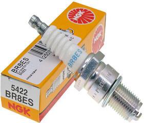 NGK 5422 BR8ES Standard Spark Plug