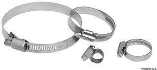 Osculati Hose clamp Stainless Steel