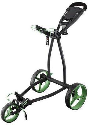 Big Max Blade IP Phantom/Lime Golf Trolley