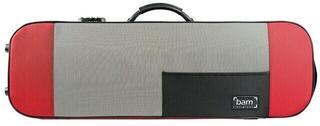 BAM 5001SR Stylus Violin Case Red