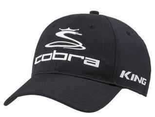 Cobra Pro Tour Cap Black