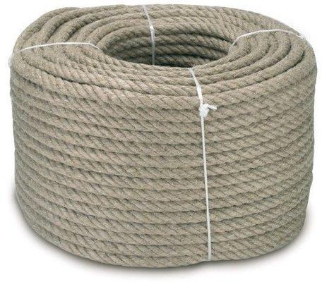 Lanex Klasické prírodní lano 8mm