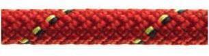 Lanex Gumené lano zeleno-červené 6mm