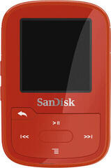 SanDisk Clip Sport Plus Red