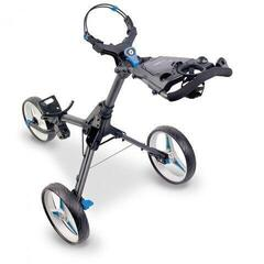 Motocaddy Cube Connect Blue Golf Trolley