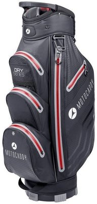 Motocaddy Dry Series Black/Red Cart Bag 2018