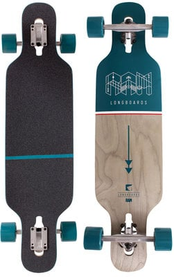 RAM Longboard Ciemah Mini 36'' latigo bay green