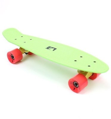 RAM Mini Cruiser Old School 22'' melon green