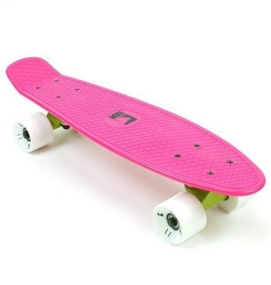 RAM Mini Cruiser Old School 22'' dragonfruit pink