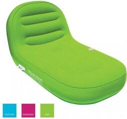 Airhead Inflatable Chaise Lounge 1 Person lime