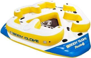 Body Glove Inflatable Paradise 6 Persons white/blue/yellow