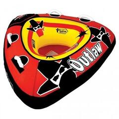 Sportsstuff Towable Outlaw 1 Person Red/Black/Yellow