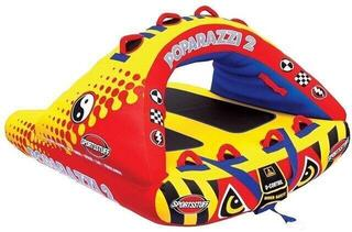 Sportsstuff Towable Poparazzi 2 Persons Yellow/Black/Red