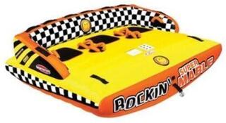 Sportsstuff Towable Rockin Mable 3 Persons Yellow/Orange/Black