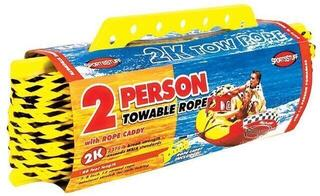 Sportsstuff Tow Rope 18 M / 1-2 Persons Yellow/Black