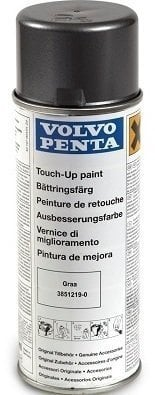 Volvo Penta Touch-up paint - drive Silver