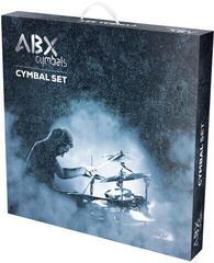 ABX Cymbal Set Economy 13''-18''