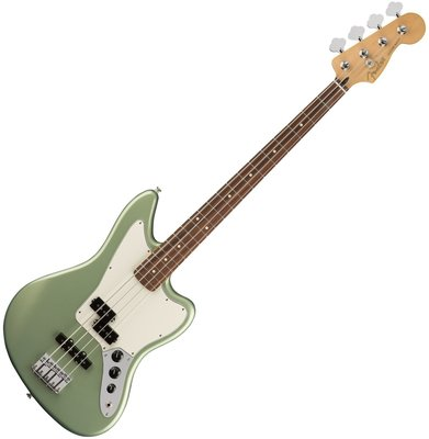 Fender Player Series Jaguar BASS PF Sage Green Metallic