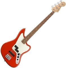 Fender Player Series Jaguar BASS PF Sonic Red