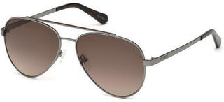 Guess GU6918 09F59 Matte Gunmetal /Gradient Brown