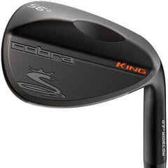 Cobra Golf Kiing Black Wedge Right Hand Steel Stiff 58