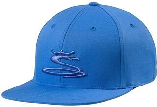 Cobra Golf Tour Snake Snapback Cap Electric Blue