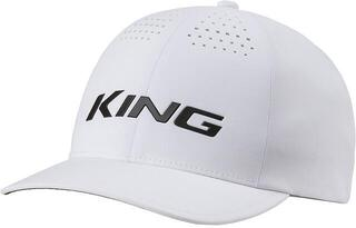 Cobra Golf King Delta Flexfit Cap White S/M