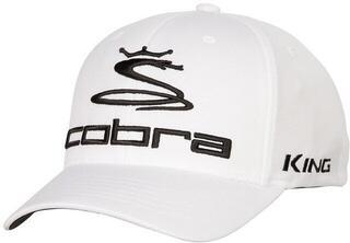 Cobra Pro Tour Cap White