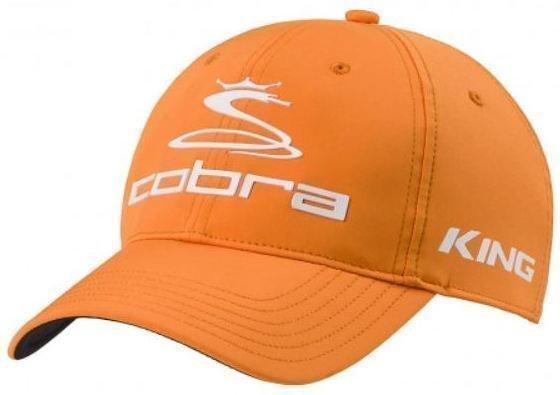 Cobra Pro Tour Cap Vibrant Orange S/M