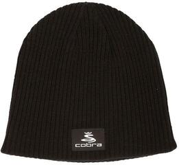 Cobra Reversible Beanie Black Quarry
