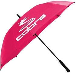 Cobra Golf Single Canopy Umbrella Raspberry