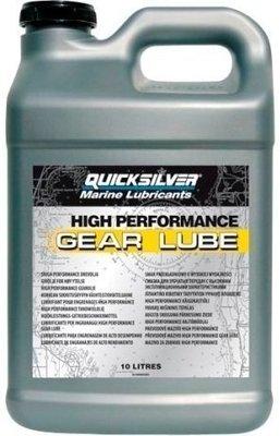 Quicksilver High Performance Gear Lube 10L