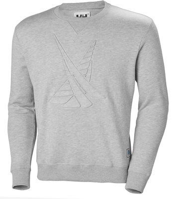 Helly Hansen HH Crew Sweat Grey Melange - M