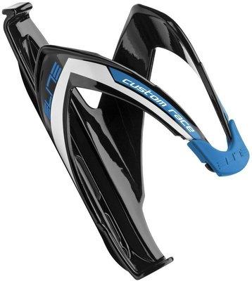 Elite Cycling Custom Race Black/Blue