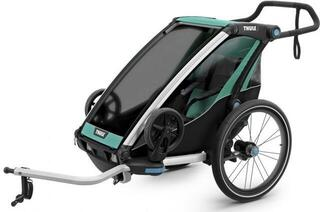 Thule Chariot Lite Blue Grass/Black