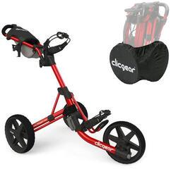 Clicgear 3.5+ Red/Black SET