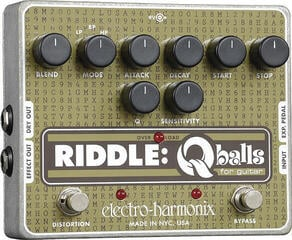 Electro Harmonix RIDDLE Q Balls For Guitar