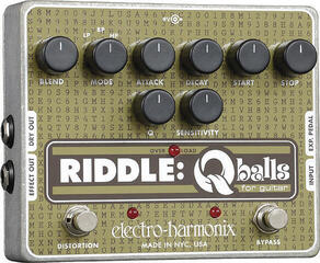 Electro Harmonix RIDDLE Q Balls For Guitar