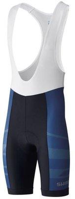 Shimano Team BIB Shorts Navy L