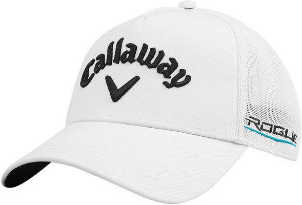 Callaway Trucker Adjustable Cap White 2018