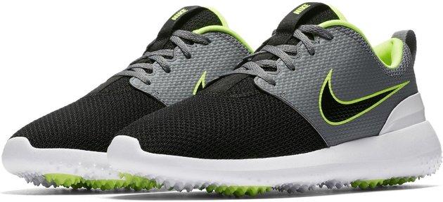 Nike Roshe G Mens Golf Shoes Cool Grey/Black/Volt US 9,5