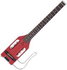 Traveler Guitar Ultra Light Acoustic Steel String Vintage Red