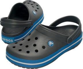 Crocs Crocband Clog Charcoal/Ocean