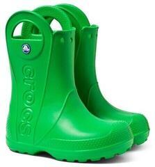 Crocs Handle It Rain Boot Kids Grass Green