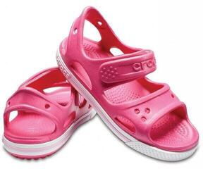 Crocs Crocband II Sandal PS Paradise Pink/Carnation