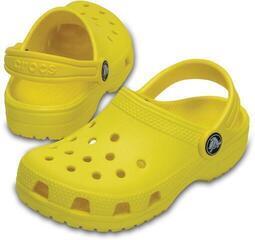 Crocs Classic Clog Kids Lemon