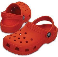 Crocs Classic Clog Kids Tangerine